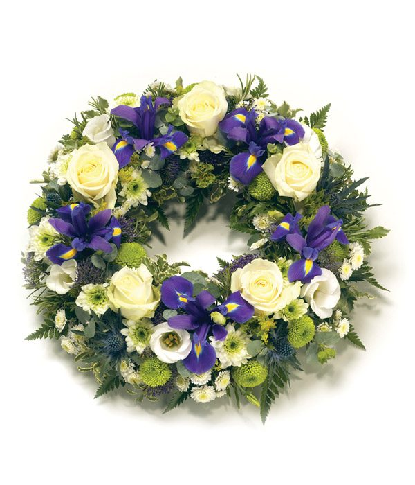 the_flower_shop_bury_florist_wedding_funeral_plants_gifts_valentines_roses_tulips_purple_white_wreath
